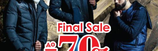 Финальная распродажа до 70% в KANZLER!
